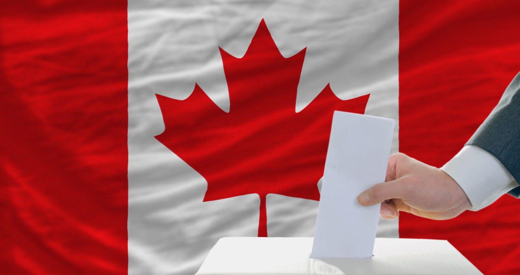 انتخابات فدرال کانادا